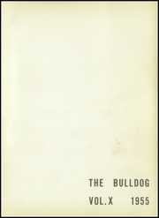 Page 5, 1955 Edition, Stamford High School - Bulldog Yearbook (Stamford, TX) online yearbook collection