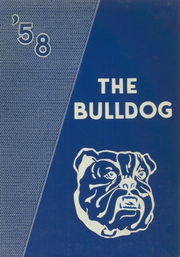 Page 1, 1958 Edition, Stamford High School - Bulldog Yearbook (Stamford, TX) online yearbook collection