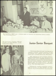 Page 16, 1958 Edition, Stamford High School - Bulldog Yearbook (Stamford, TX) online yearbook collection
