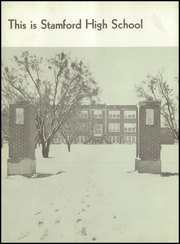Page 6, 1958 Edition, Stamford High School - Bulldog Yearbook (Stamford, TX) online yearbook collection