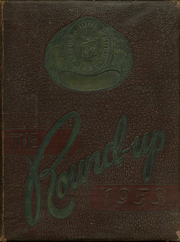 Page 1, 1953 Edition, Cotulla High School - Round Up Yearbook (Cotulla, TX) online yearbook collection