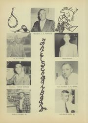 Page 10, 1953 Edition, Cotulla High School - Round Up Yearbook (Cotulla, TX) online yearbook collection