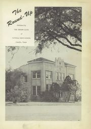 Page 5, 1956 Edition, Cotulla High School - Round Up Yearbook (Cotulla, TX) online yearbook collection