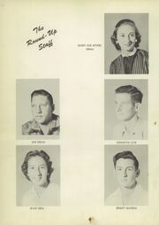 Page 8, 1956 Edition, Cotulla High School - Round Up Yearbook (Cotulla, TX) online yearbook collection