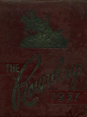 Page 1, 1957 Edition, Cotulla High School - Round Up Yearbook (Cotulla, TX) online yearbook collection