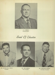 Page 14, 1952 Edition, Hebbronville High School - Corral Yearbook (Hebbronville, TX) online yearbook collection