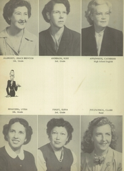 Page 16, 1952 Edition, Hebbronville High School - Corral Yearbook (Hebbronville, TX) online yearbook collection