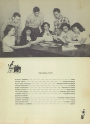 Page 9, 1952 Edition, Hebbronville High School - Corral Yearbook (Hebbronville, TX) online yearbook collection
