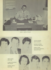 Page 11, 1956 Edition, Hebbronville High School - Corral Yearbook (Hebbronville, TX) online yearbook collection