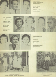 Page 12, 1956 Edition, Hebbronville High School - Corral Yearbook (Hebbronville, TX) online yearbook collection
