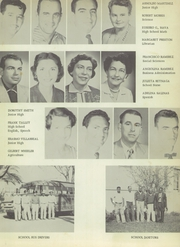 Page 13, 1956 Edition, Hebbronville High School - Corral Yearbook (Hebbronville, TX) online yearbook collection