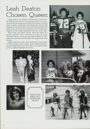 Page 12, 1983 Edition, Pottsboro High School - Cardinal Yearbook (Pottsboro, TX) online yearbook collection