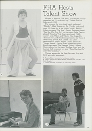 Page 17, 1983 Edition, Pottsboro High School - Cardinal Yearbook (Pottsboro, TX) online yearbook collection