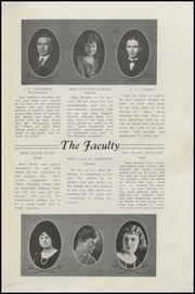 Page 11, 1923 Edition, Nocona High School - Chief Yearbook (Nocona, TX) online yearbook collection