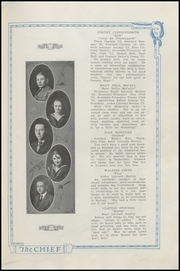 Page 17, 1923 Edition, Nocona High School - Chief Yearbook (Nocona, TX) online yearbook collection