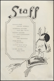 Page 8, 1923 Edition, Nocona High School - Chief Yearbook (Nocona, TX) online yearbook collection