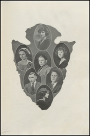 Page 9, 1923 Edition, Nocona High School - Chief Yearbook (Nocona, TX) online yearbook collection