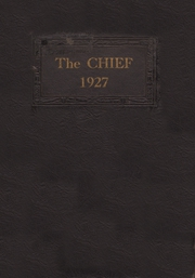 Page 1, 1927 Edition, Nocona High School - Chief Yearbook (Nocona, TX) online yearbook collection