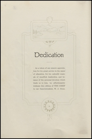 Page 10, 1927 Edition, Nocona High School - Chief Yearbook (Nocona, TX) online yearbook collection
