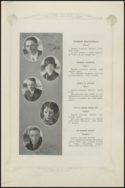 Page 17, 1927 Edition, Nocona High School - Chief Yearbook (Nocona, TX) online yearbook collection