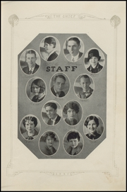 Page 9, 1927 Edition, Nocona High School - Chief Yearbook (Nocona, TX) online yearbook collection