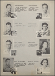 Page 14, 1942 Edition, Nocona High School - Chief Yearbook (Nocona, TX) online yearbook collection