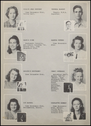 Page 16, 1942 Edition, Nocona High School - Chief Yearbook (Nocona, TX) online yearbook collection