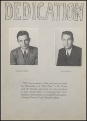 Page 9, 1942 Edition, Nocona High School - Chief Yearbook (Nocona, TX) online yearbook collection