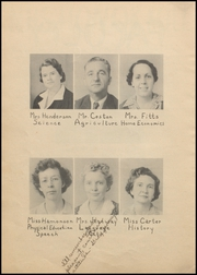 Page 10, 1944 Edition, Nocona High School - Chief Yearbook (Nocona, TX) online yearbook collection