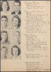 Page 12, 1944 Edition, Nocona High School - Chief Yearbook (Nocona, TX) online yearbook collection