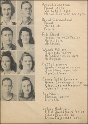 Page 14, 1944 Edition, Nocona High School - Chief Yearbook (Nocona, TX) online yearbook collection