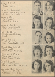 Page 15, 1944 Edition, Nocona High School - Chief Yearbook (Nocona, TX) online yearbook collection