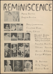 Page 16, 1944 Edition, Nocona High School - Chief Yearbook (Nocona, TX) online yearbook collection