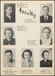Page 11, 1946 Edition, Nocona High School - Chief Yearbook (Nocona, TX) online yearbook collection