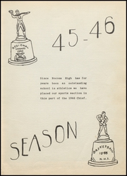 Page 13, 1946 Edition, Nocona High School - Chief Yearbook (Nocona, TX) online yearbook collection