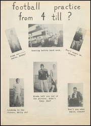 Page 17, 1946 Edition, Nocona High School - Chief Yearbook (Nocona, TX) online yearbook collection