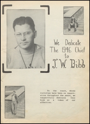 Page 7, 1946 Edition, Nocona High School - Chief Yearbook (Nocona, TX) online yearbook collection