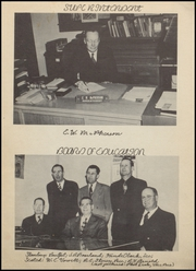 Page 12, 1947 Edition, Nocona High School - Chief Yearbook (Nocona, TX) online yearbook collection
