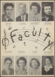 Page 13, 1947 Edition, Nocona High School - Chief Yearbook (Nocona, TX) online yearbook collection