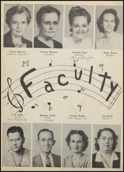 Page 14, 1947 Edition, Nocona High School - Chief Yearbook (Nocona, TX) online yearbook collection