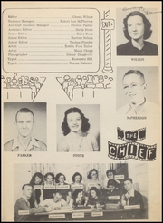 Page 7, 1949 Edition, Nocona High School - Chief Yearbook (Nocona, TX) online yearbook collection