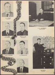 Page 9, 1949 Edition, Nocona High School - Chief Yearbook (Nocona, TX) online yearbook collection