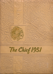 Nocona High School - Chief Yearbook (Nocona, TX) online yearbook collection, 1951 Edition, Page 1