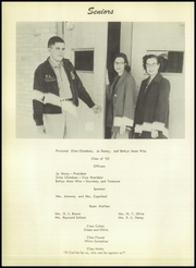 Page 10, 1953 Edition, Nocona High School - Chief Yearbook (Nocona, TX) online yearbook collection