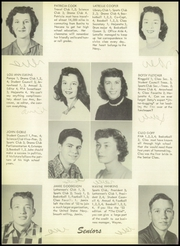 Page 12, 1953 Edition, Nocona High School - Chief Yearbook (Nocona, TX) online yearbook collection