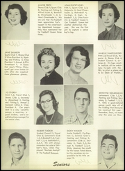 Page 14, 1953 Edition, Nocona High School - Chief Yearbook (Nocona, TX) online yearbook collection