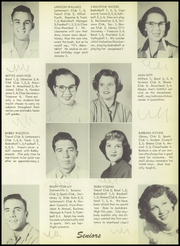 Page 15, 1953 Edition, Nocona High School - Chief Yearbook (Nocona, TX) online yearbook collection