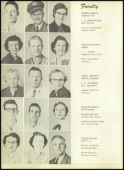 Page 8, 1953 Edition, Nocona High School - Chief Yearbook (Nocona, TX) online yearbook collection