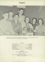 Page 11, 1954 Edition, Nocona High School - Chief Yearbook (Nocona, TX) online yearbook collection