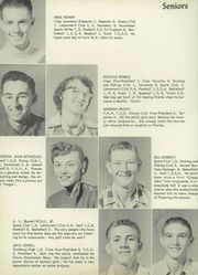 Page 14, 1954 Edition, Nocona High School - Chief Yearbook (Nocona, TX) online yearbook collection